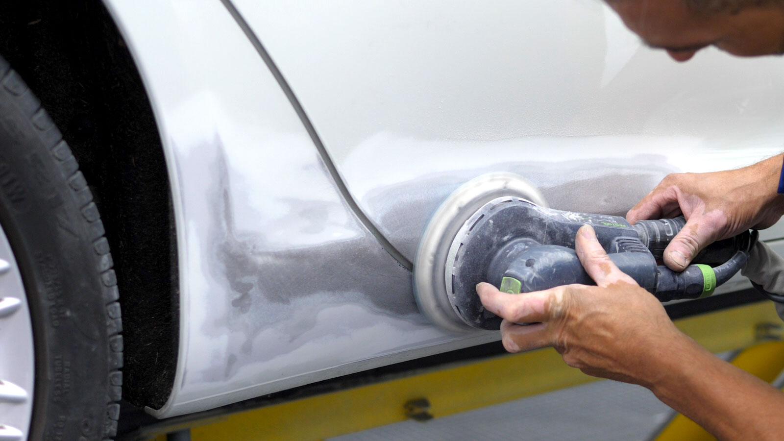 carrozzeria spot repair